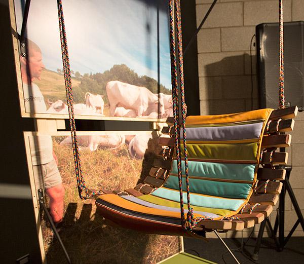 stolica za ljuljanje