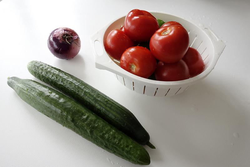 pranje voća i povrća
