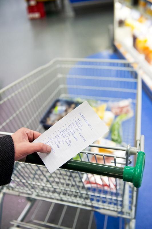 kupujete namirnice