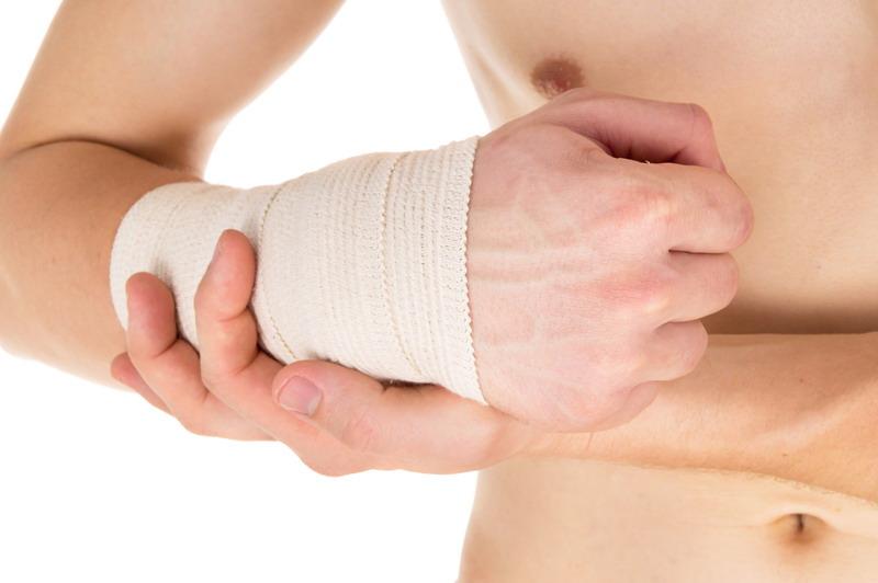 povreda prilikom vježbanja