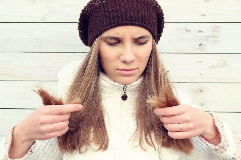 naelektrisana kosa
