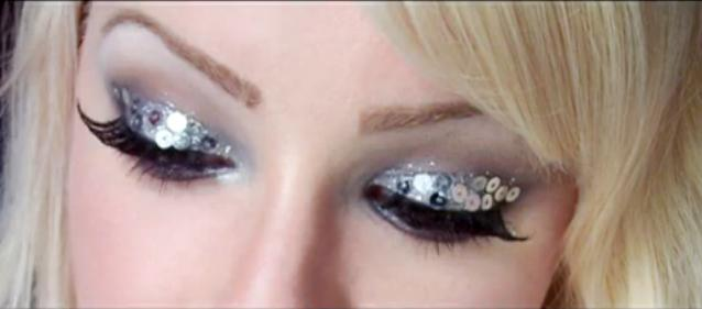 glamurozni make up