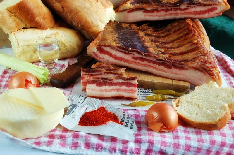 pripreme slanine