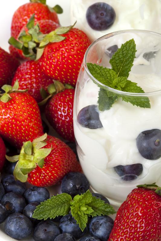 jogurt i voce