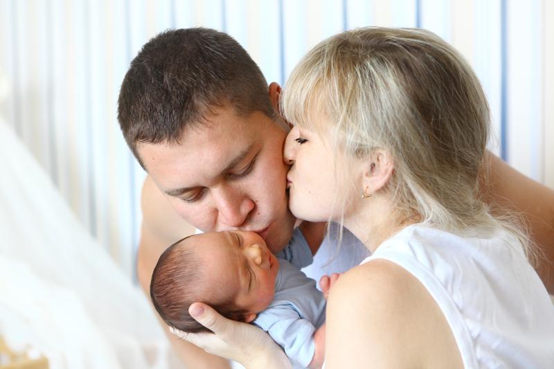 mama beba i tata