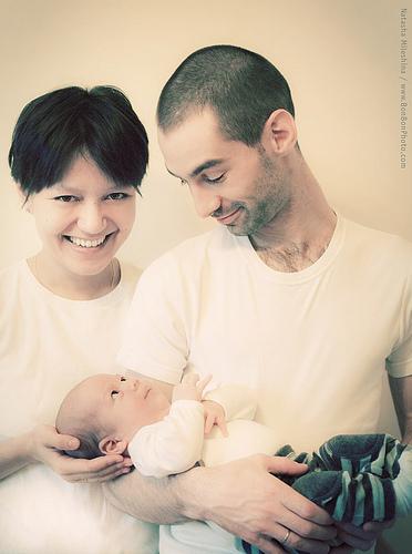 mladi roditelji