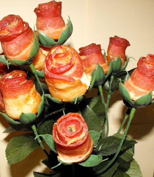 ruze od slanine 1