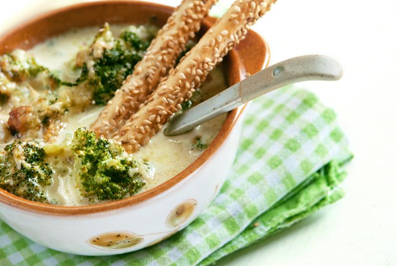 supa od brokolija
