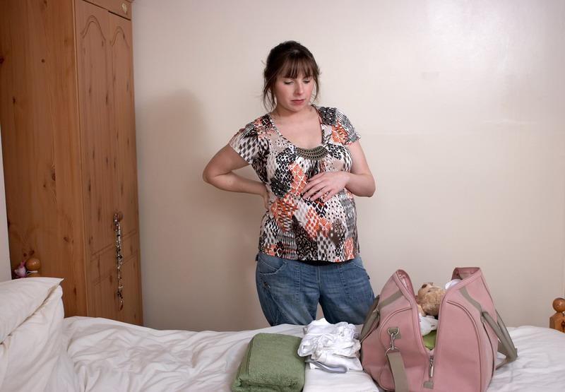 trudnica se pakuje 1