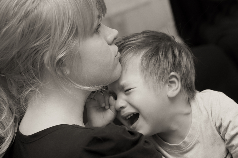 http://www.dreamstime.com/stock-photography-mother-crying-child-image26195312