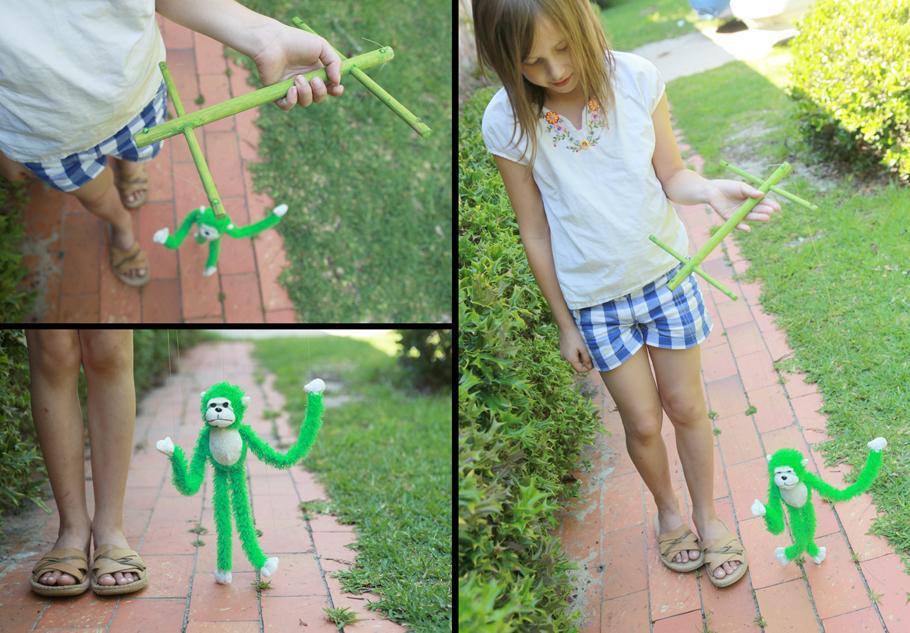 majmun marioneta 2