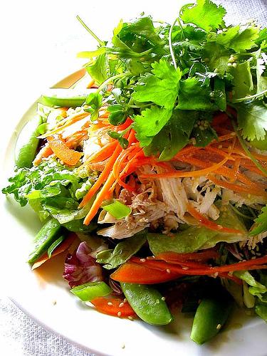 prolece salata nascekano