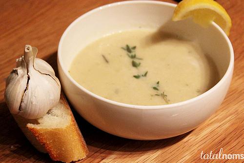 supa od belog luka