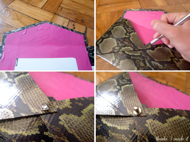torbica samolepljiva traka 4
