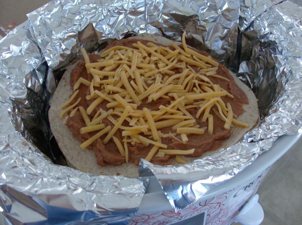 tortilja torta sa pasuljem 3
