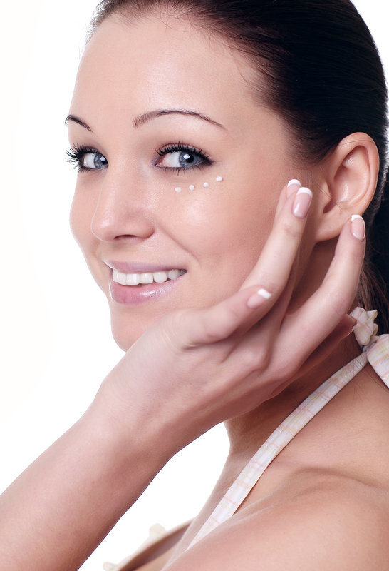 http://www.dreamstime.com/stock-photos-woman-applying-creme-face-image11971603