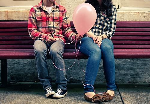 ljubav slatka balon