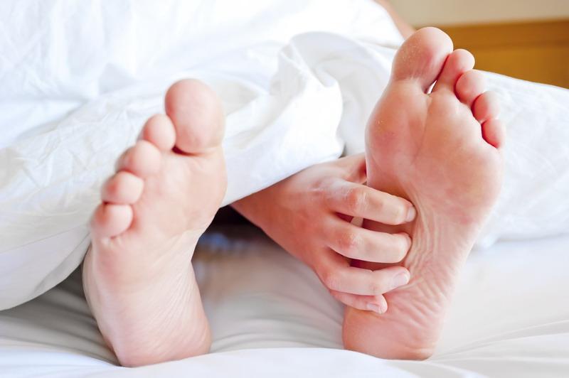 nemirne noge