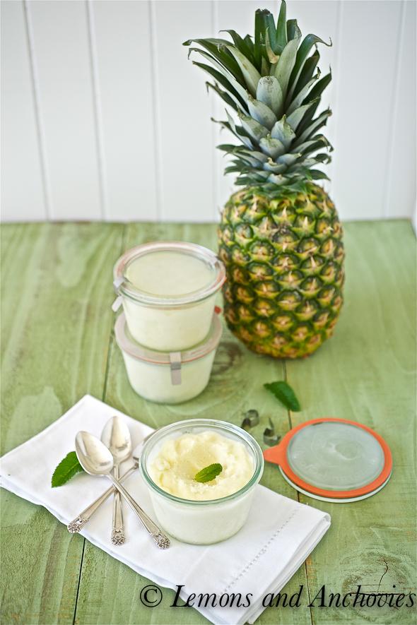 sorbet od ananasa 2