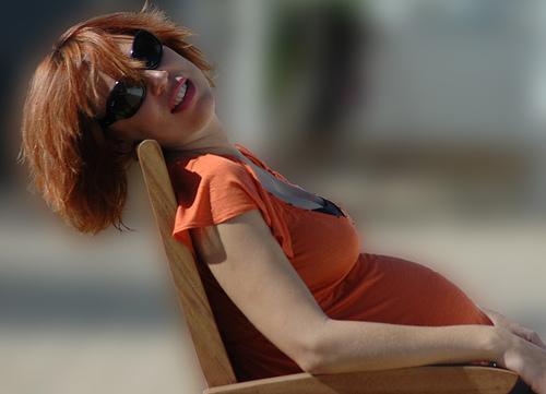 trudnica suncane naocare