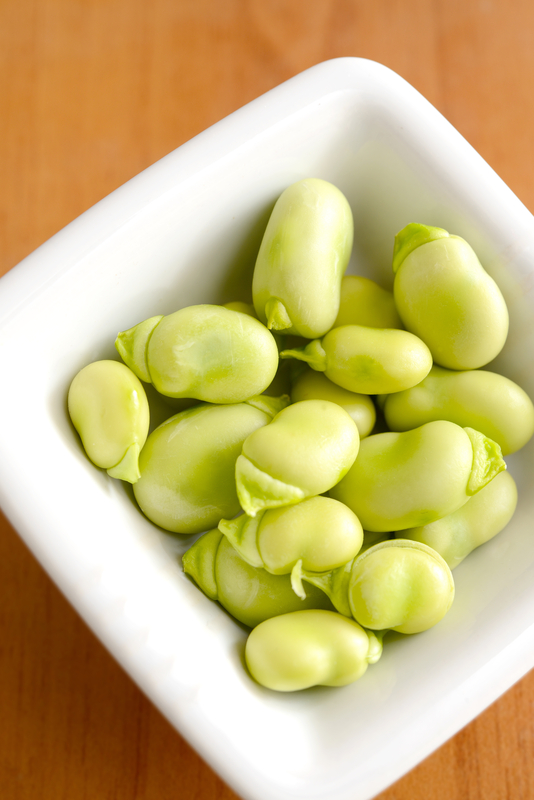 http://www.dreamstime.com/stock-photography-broad-bean-cup-fresh-peeled-image30633022