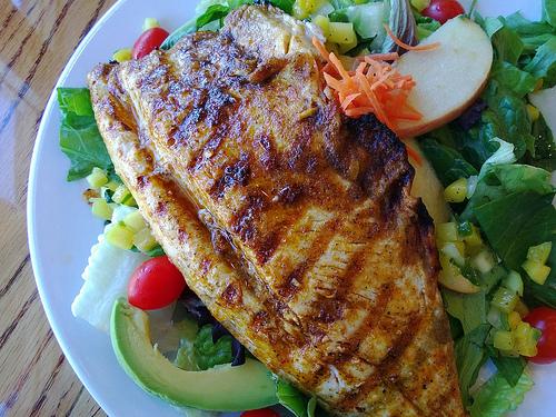 riba i povrce