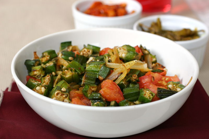 http://www.dreamstime.com/royalty-free-stock-images-indian-food-series-okra-dish-image265389
