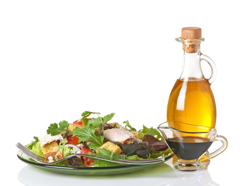 salata povrce ulje i sirce