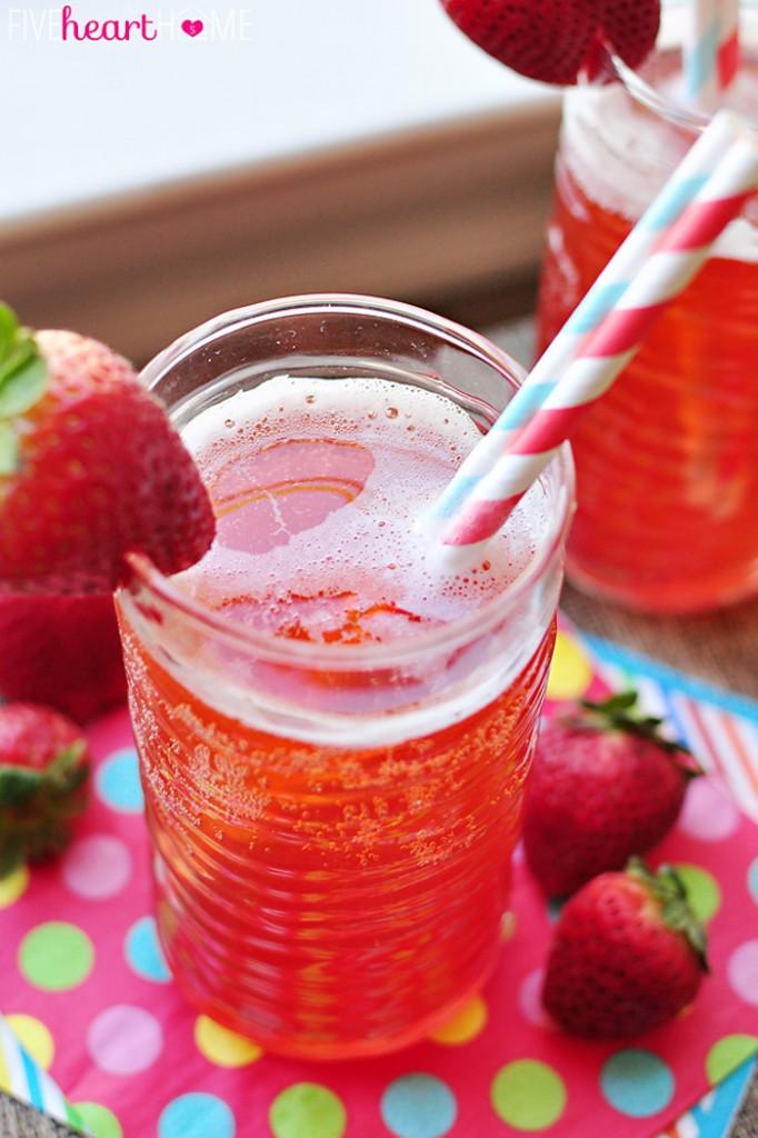 sok od jagoda domaci 2