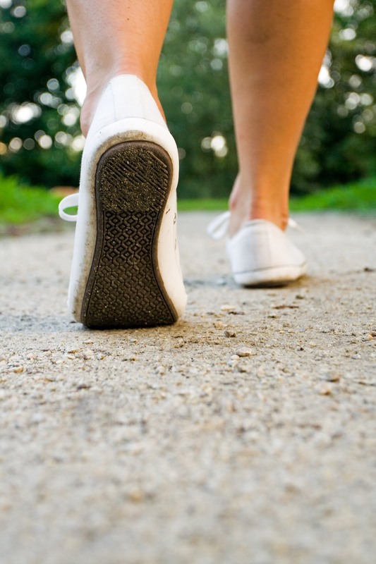http://www.dreamstime.com/royalty-free-stock-photos-walking-woman-park-image15640158