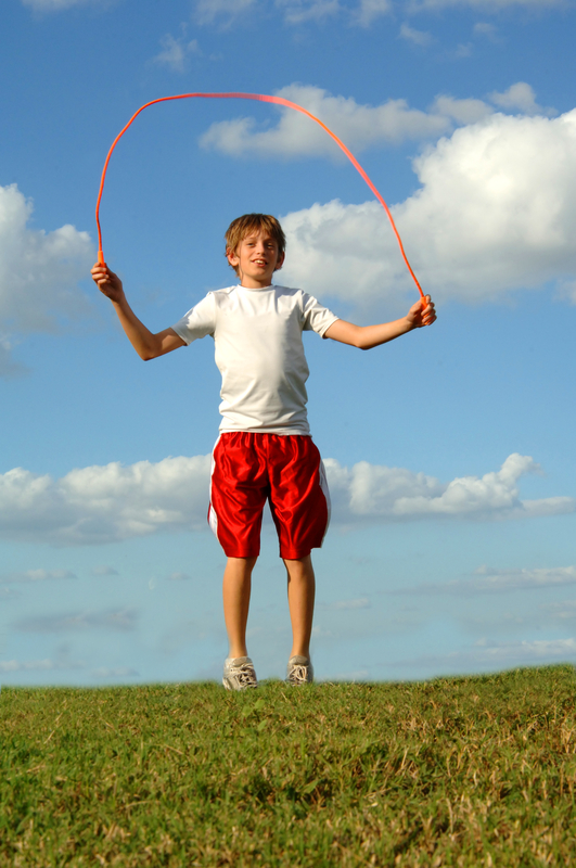 http://www.dreamstime.com/stock-images-boy-jumping-rope-image6828994