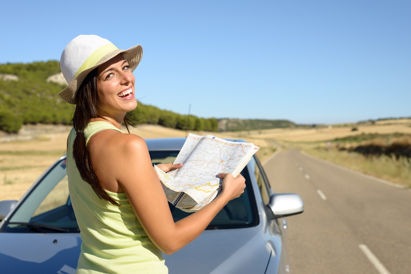 http://www.dreamstime.com/stock-image-woman-road-trip-looking-map-young-car-travel-spain-brunette-hispanic-girl-having-fun-summer-journey-image34455541