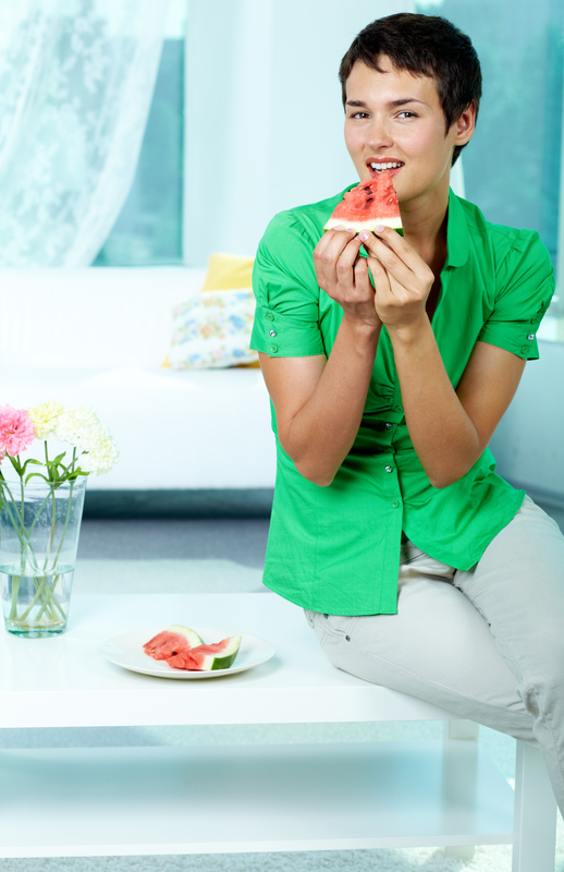 http://www.dreamstime.com/royalty-free-stock-image-eating-watermelon-image23566046