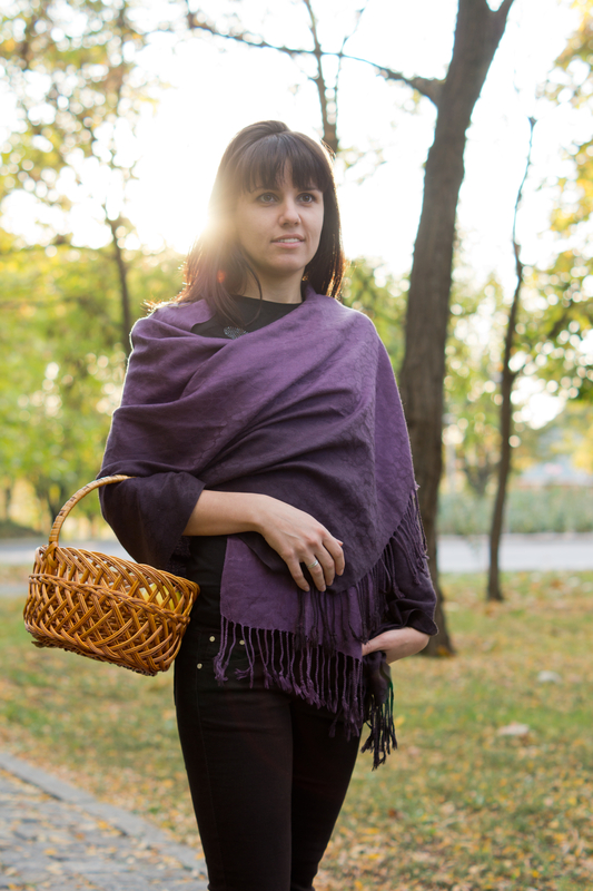 http://www.dreamstime.com/royalty-free-stock-photography-woman-walking-basket-image27036017