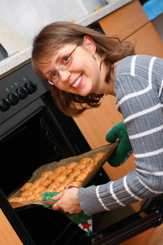 http://www.dreamstime.com/royalty-free-stock-image-woman-baking-cookies-image7823526