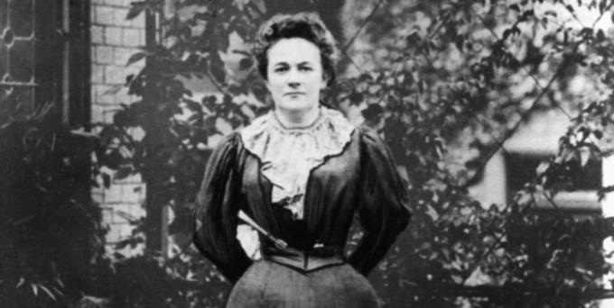 Clara Zetkin - 100 Jahre Frauentag
